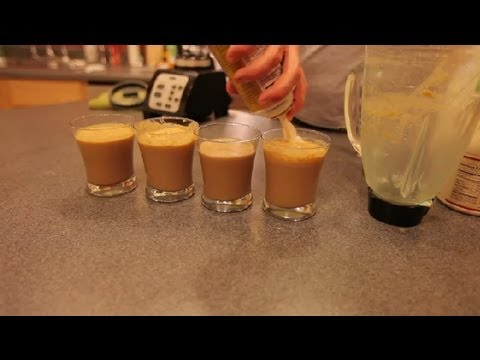 How to Make Four Cups of Caramel Frappe : Frappuccino Recipes