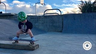 Wyatt's Big Day at the Skate Park