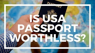 Could your US passport become WORTHLESS?