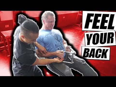Can't Activate Back Muscles | How 2 Solve That Problem