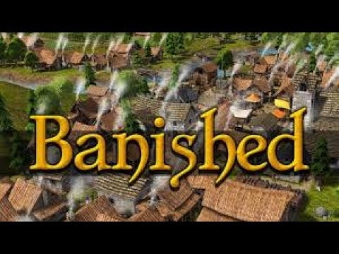 Banished S1E12 l We have chickens!! Outbreak happens :(