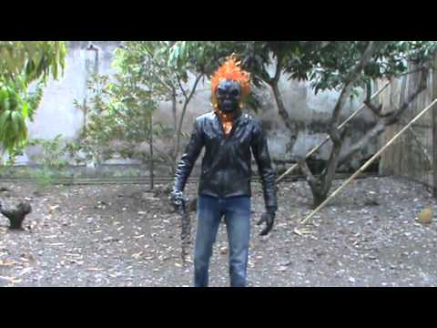 My simple Ghost RIder Cosplay