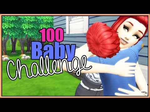 The Sims 4 | 100 Baby Challenge | S1 Part 9 [BFF's]