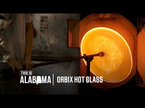 Orbix Hot Glass | This is Alabama
