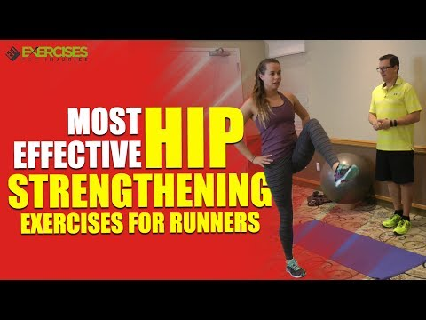 Most Effective Hip Strengthening Exercises for Runners