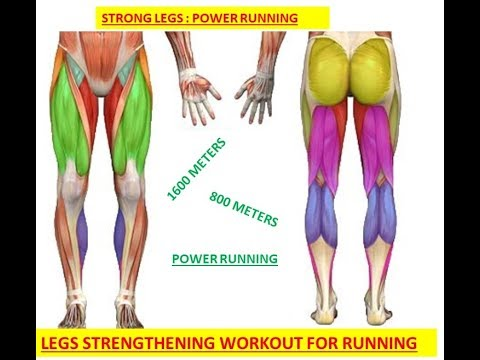 LEGS STRENGTH WORKOUT FOR RUNNERS