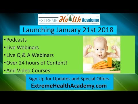 The Launch of Extreme Health Academy