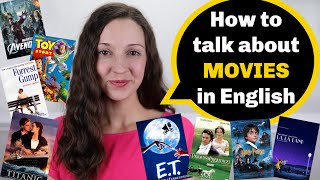 How to Talk About Movies and TV Shows in English