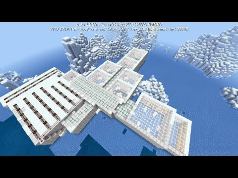 CHEMICAL LABORATORY (CHEMISTRY) MAP IN MINECRAFT UPDATE