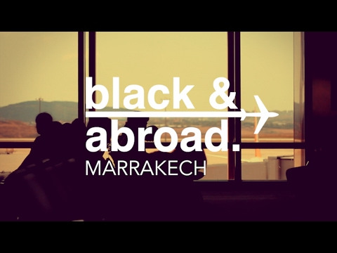 Black & Abroad Snapchat Takeover: KASSI in Marrakech, Morocco
