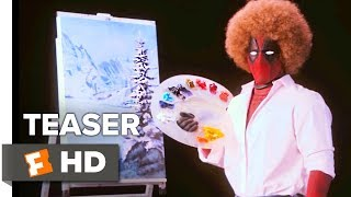 Deadpool 2 Teaser 2018 wet On Wet Movieclips Trailers