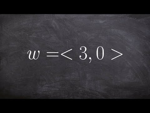 Determining the Unit Vector in the Same Direction of a Vector