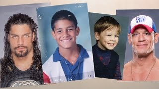 See WWE Superstars as kids!  John Cena, Sasha Banks and more before they were WWE Superstars