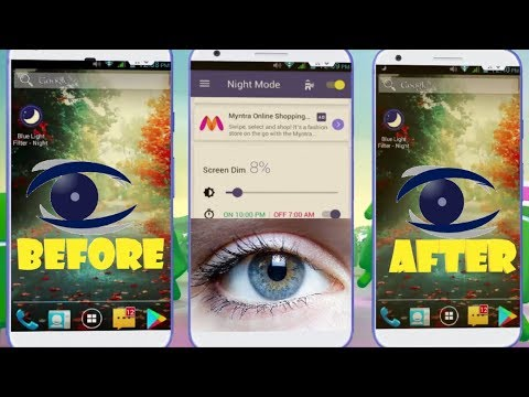Superb App to Customize Screen Brightness in Android & Save Your Eyes