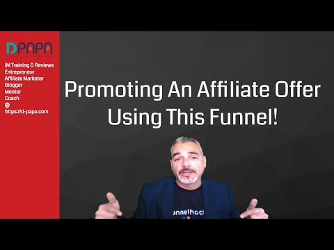 How to Build A Landing Page For Your Solo Ad To Promote An Affiliate Product   Full Tutorial