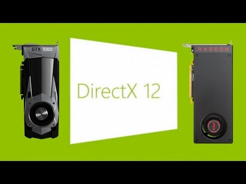 How To Get DX12 In Your Pc