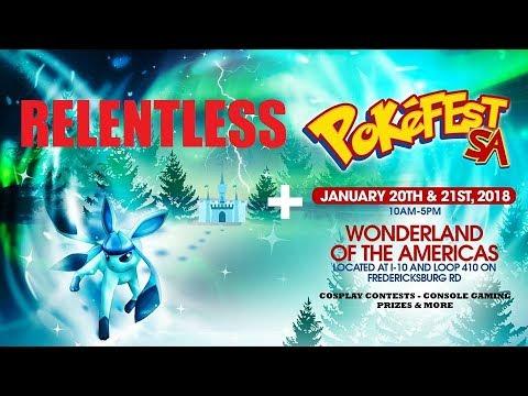 Pokemon Convention PokeFest SA 2018