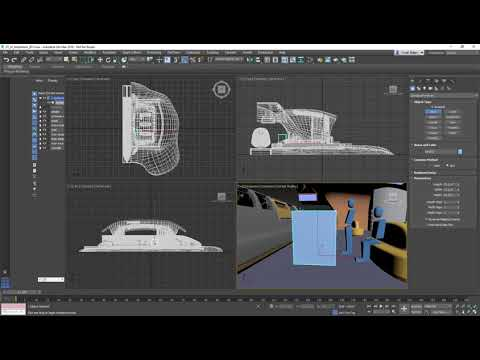 3ds Max Getting Started - Lesson 01 - Touring the UI