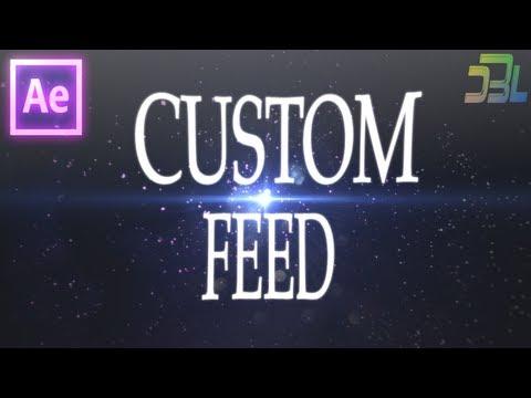 Custom Feed V1