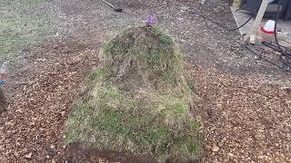 Grass Chair update (part 4)