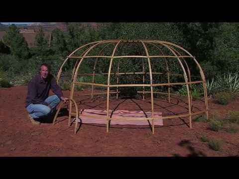 non geodesic parabolic  dome tent shelters by inspirit domes