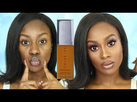 The Most Full Coverage Foundation EVER!!!!