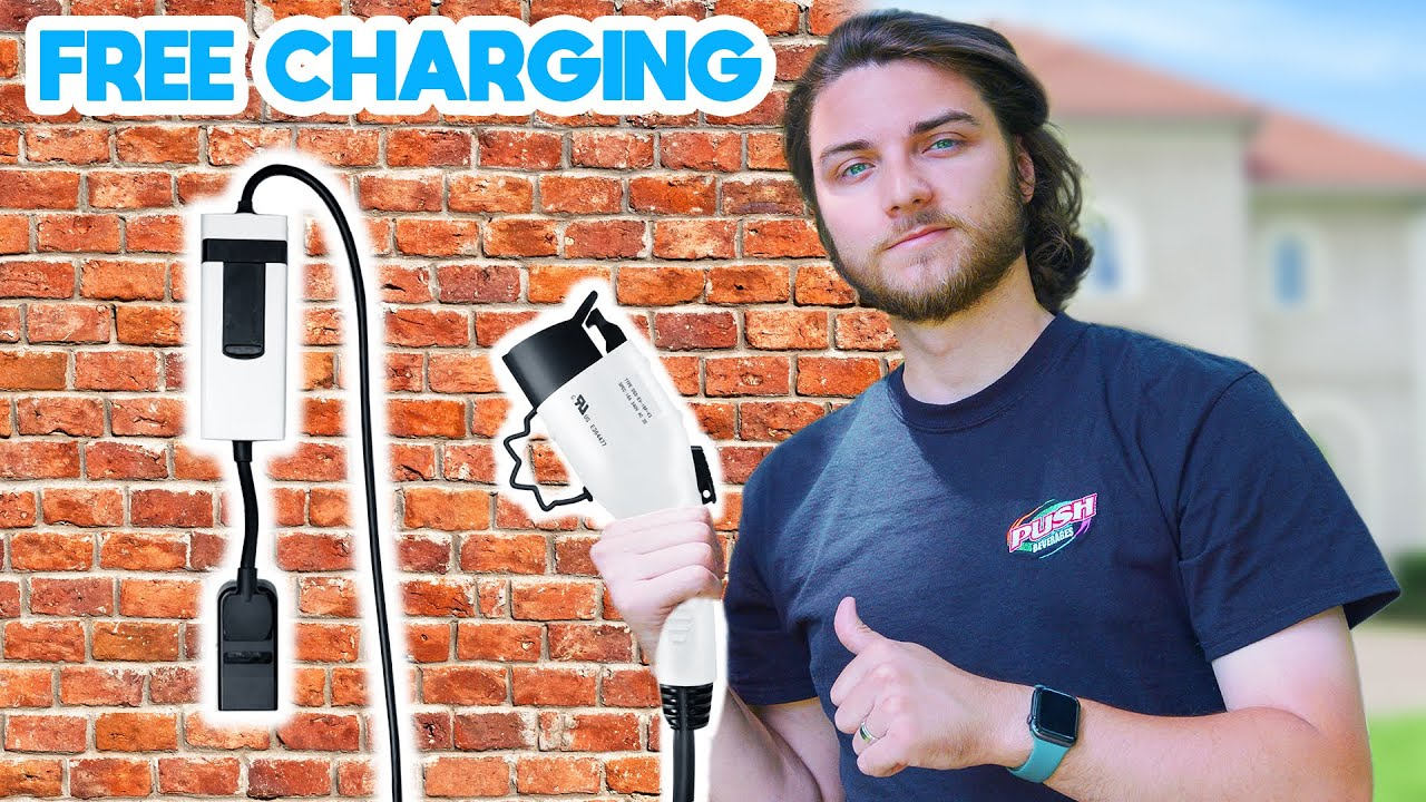 Getting my *FREE* LEVEL 2 CHARGER installed!
