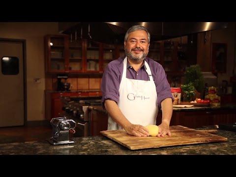How to make egg pasta dough (free recipe!) | Visual Cookbook with Giuliano Hazan