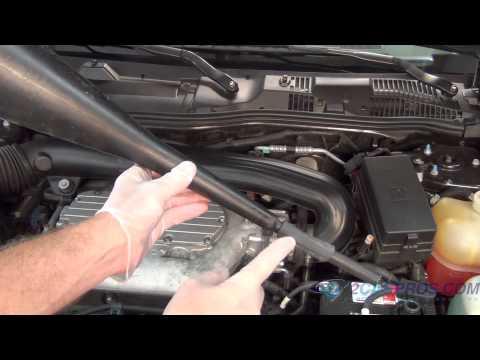 Transmission Fluid Replacement 2002-2007 V6 Saturn Vue