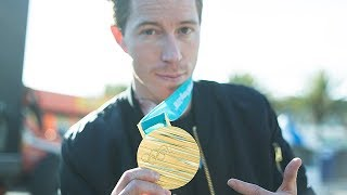 Shaun White Loves His 3rd Olympic Gold Medal, Leslie Jones, and His Dogs - The Inertia