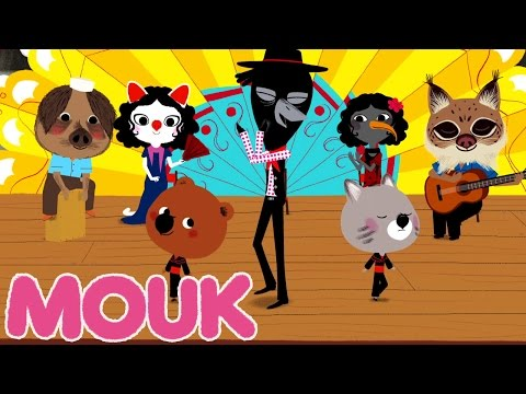 Mouk - Flamenco (Spain) | Cartoon for kids