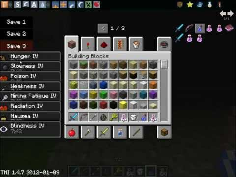Minecraft: How to Make Custom Potions