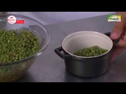 MINUTE ® Peas in Microwave oven