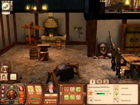 The Sims Medieval Evolution of Chichilla Heavy Metal 2