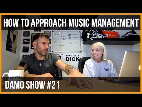 HOW TO APPROACH MUSIC MANAGEMENT/RECORD LABELS