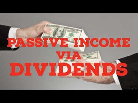 HOW TO MAKE PASSIVE INCOME FROM STOCK DIVIDENDS: My dividend income in January on the Robinhood App