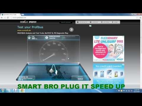 Speed Up Smart Bro Plug It