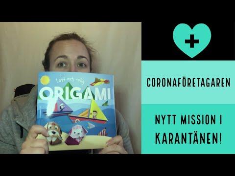 Coronaföretagaren - Nytt mission i karantänen!
