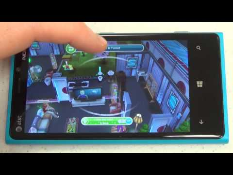 The Sims FreePlay: Xbox Windows Phone 8 Review