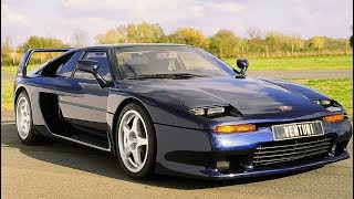 Ultra Rare And Forgotten Supercars Of the 90s
