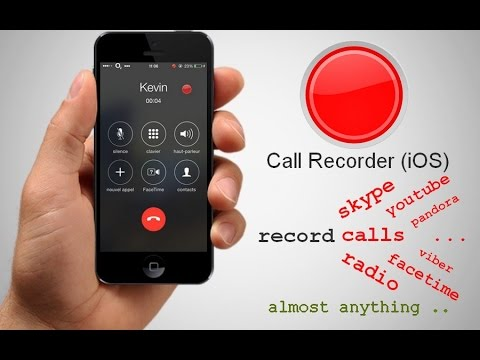 Call Recorder (2015) For iPhone : Record Calls,Skype,FaceTime,Viber..iOS6 to 8.1.2