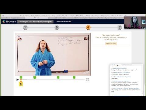Successfully Flip the Physics Classroom - AAPT Webinar 2017.06.14