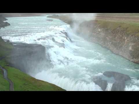 Iceland in HD - Gullfoss
