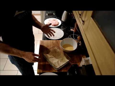 How to make a Chicken Parmigiana