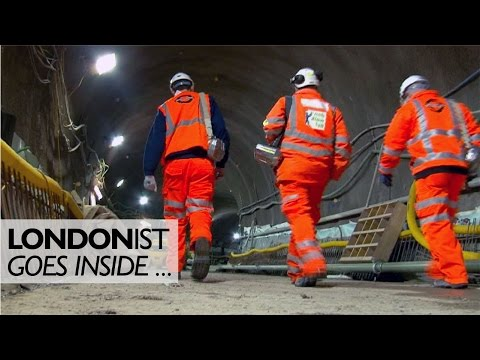 Inside the Victoria Station Upgrade