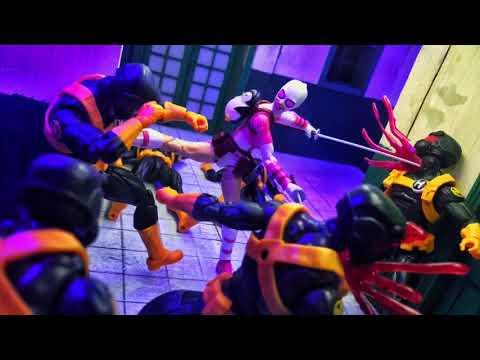 "SykoNinja47's Action Figure Dojo Ep. 20 - ""Tickle Me Pink!"""