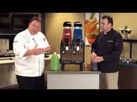 Vollrath® Stoelting® Series Frozen Beverage Granita Machine