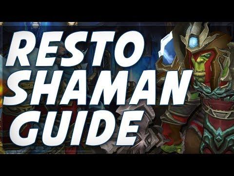 Legion 7.3 | EASY Restoration Shaman PvP Guide