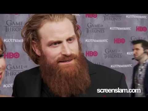 Game of Thrones Season 4: Kristofer Hivju