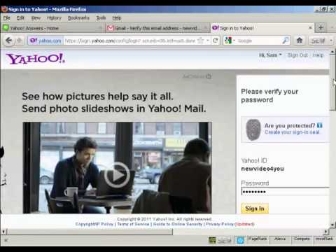 How to Answer A Question on Yahoo Answers and Leave a Link